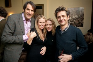 Thomas and Elizabeth Beller and Dean Wareham and Britta Phillips